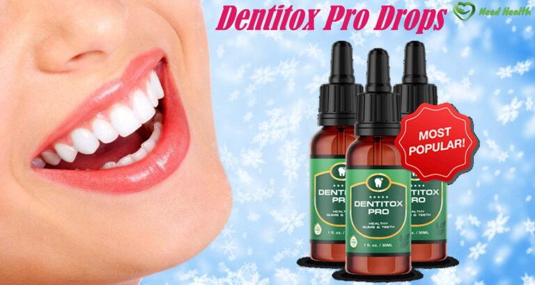 Dentitox Pro Reviews-Scam Complaints or Dentitox Pro Drops Really Work?