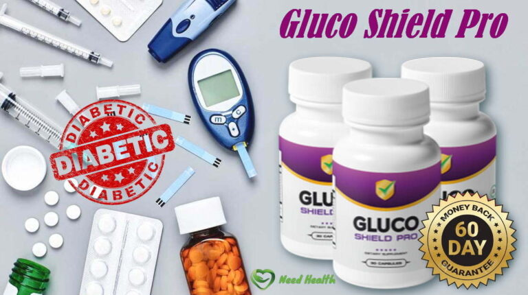 Gluco Shield Pro Reviews – Does It Work for Blood Sugar Support