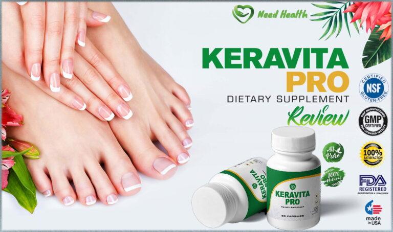 Keravita Pro Reviews: Natural Toenail Fungus Aid Supplement?