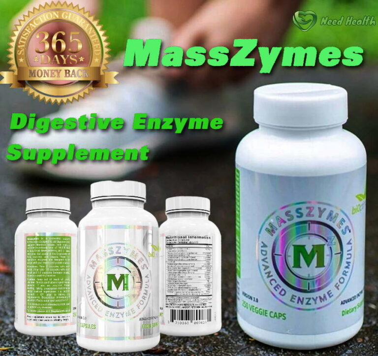 Masszymes Bioptimizers' Reviews – Digestive Enzyme Supplement That Works!