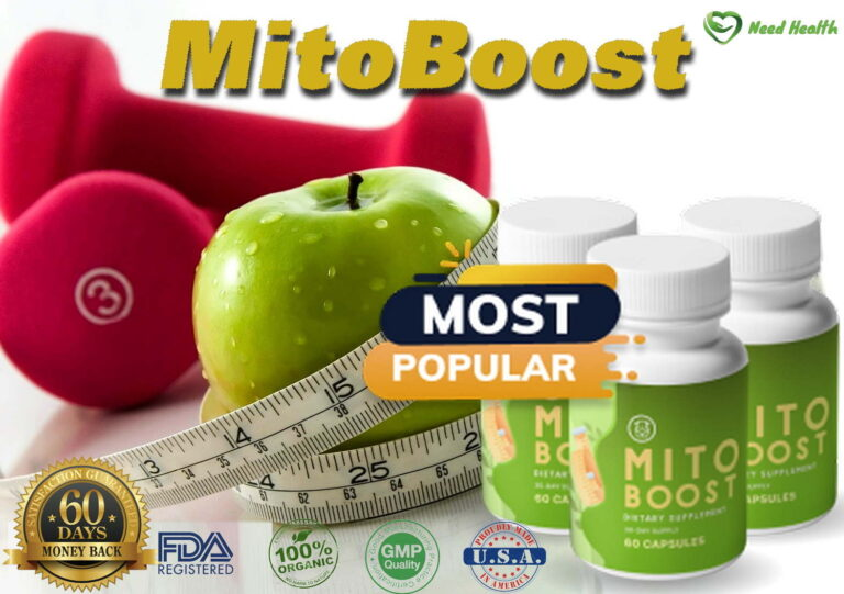 MitoBoost Reviews – Weight Loss Supplement Pills Work or Scam?