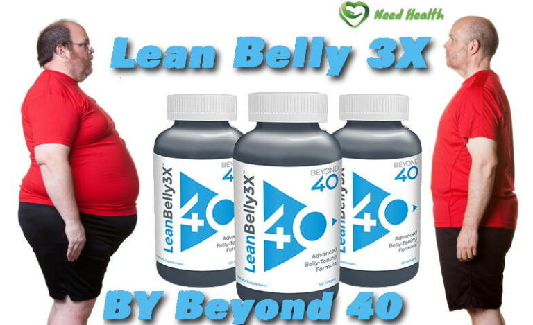 Beyond 40 Lean Belly 3 X Reviews-Scam Complaints or Real Weight Loss Ingredients?