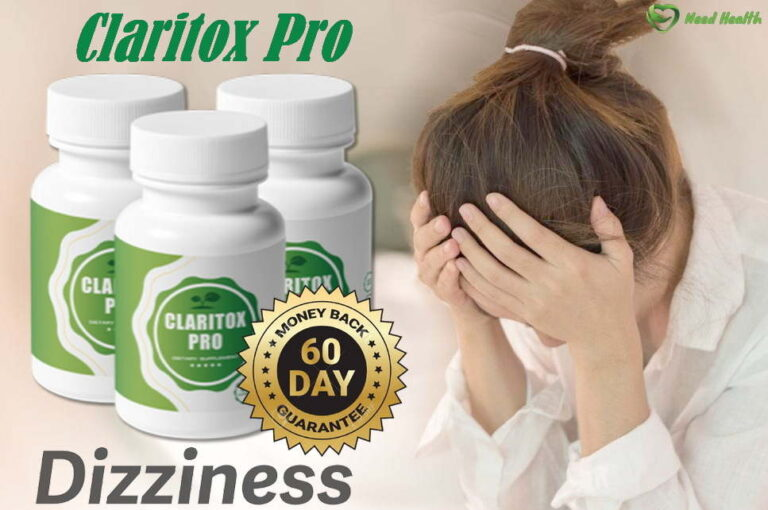 Claritox Pro Reviews – Does Claritox Pro Really Prevent Dizziness?