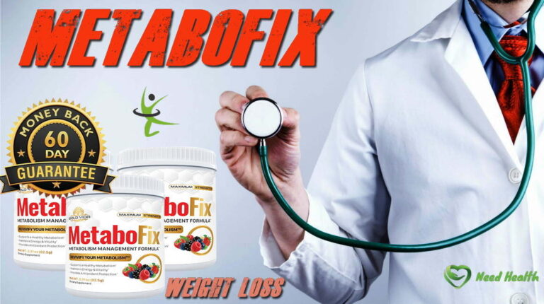 MetaboFix Weight Loss Reviews – Is MetaboFix Fat Loss Supplements?