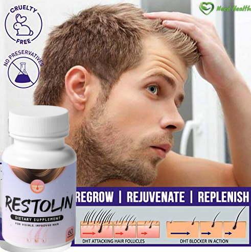 Restolin Hair Loss REVIEWS – DOES RESTOLIN REALLY STOP HAIR LOSS?
