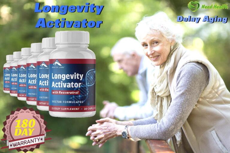 Longevity Activator Reviews – Does Zenith Labs Supplement Longevity Activator Delay Aging?